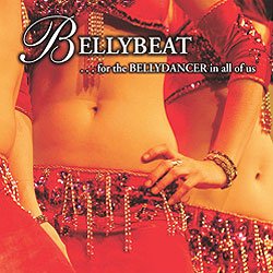 BellyBeat Belly Dance Music CD - At DancingRahana.com