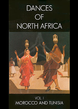 Dances of North Africa Vol.1 - Morocco and Tunisia VHS Belly Dance Video, Documentary - At DancingRahana.com