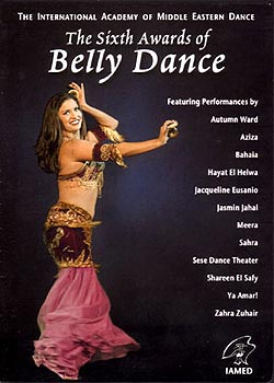 IAMED The Sixth Awards of Belly Dance Show Performance Video - At DancingRahana.com
