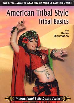 Kajira Djoumahna American Tribal Volume 1 Belly Dance DVD